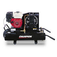 Air On Line 55T8H Reciprocating Air Compressor