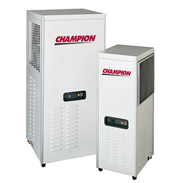 Neumatic Mechanical DrainsCRH-Series-Refrigerated-Air-Dryer-Group