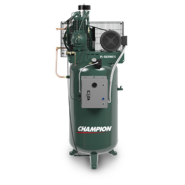 VR7F-8 7.5 HP Reciprocating Compressor